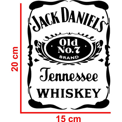 Jack Daniel S Template Stencil Pictures to Pin on ... Jack Daniels Logo Stencil