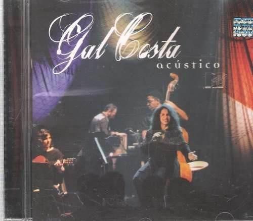 Cd Gal Costa Acústico Mtv Original