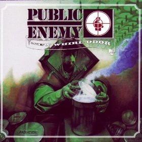 Cd Public Enemy  New Whirl Odor Original