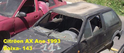 Pinça Dianteira Citroen Ax 93 Original