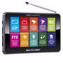 Gps Automotivo Multilaser Tracker Tv Tela 5 Com Tv Digital