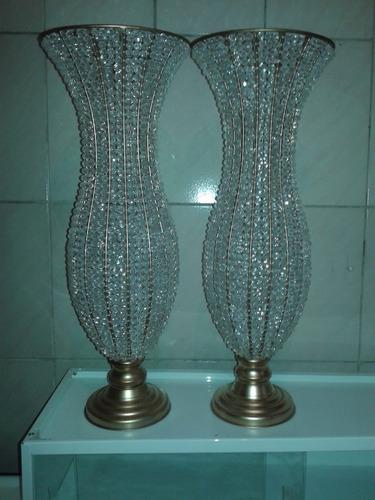 Kit 2 Vasos De 60cm Original