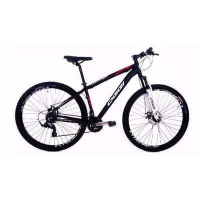 Bicicleta 29 Oggi Hacker Sport 17 + Capacete Nf/garantia em Cianorte