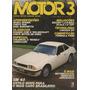 Motor 3 N°40 Sm Santa Matilde 4.1 Miura Spider Chevy 500