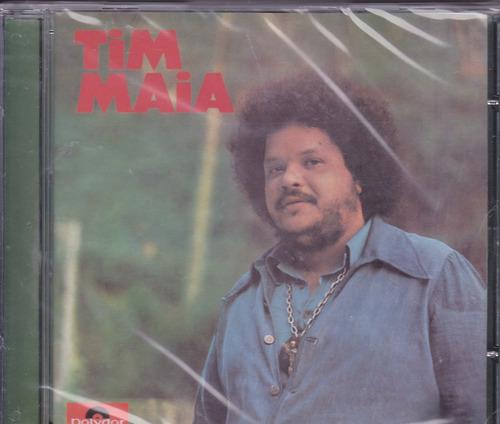 Cd Tim Maia 1973 - Lacrado De Fábrica Original