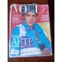 Vogue Vista Arte/faxina No Armário/invasão Belga/tv France