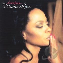 Cd Love From Diana Ross Original