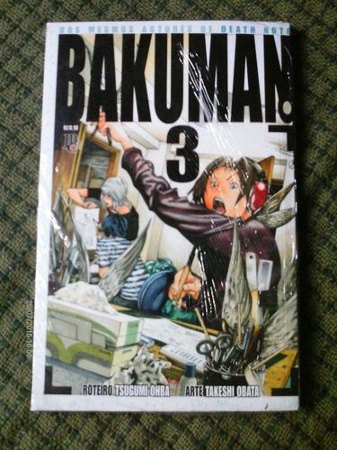 Bakuman N. 3 - Tsugumi Ohba/ Takeshi Obata - Jbc Original