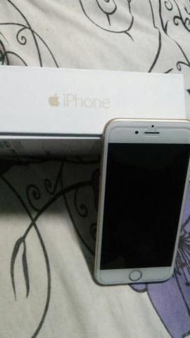 iPhone 6 4g Anatel Gold (dourado) Original