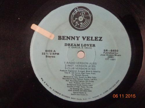 Benny Velez - Dream Lover Original