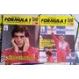 Revistas História Da Fórmula 1 temporada 1990 Ayrton Senna