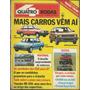 Quatro Rodas 315 Testes Chevy City Pampa Saveiro Escort Xr3