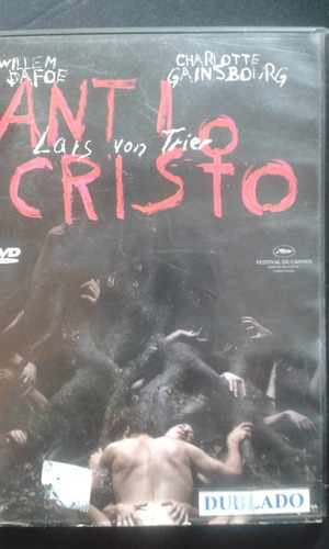 Dvd Filme Anti Cristo Original
