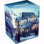 Box Livro Coleção Completa Harry Potter 7 Volumes Lacrados