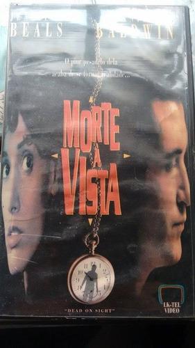 Morte A Vista - Vhs Original