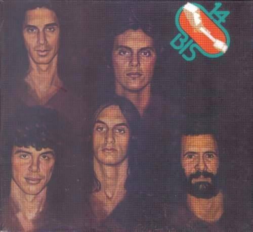 Cd 14 Bis - 1º Album (1979) Novo, Não Lacrado! Original