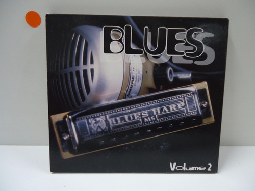 Cd Blues Harp Vol.2 - By Trekus Vintage Original