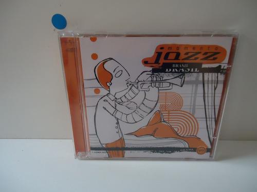 Cd Momento Jazz- Brasil - By Trekus Vintage Original