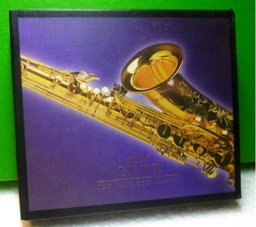 Cd Stan Getz Gold Collection Duplo Importado Produto Lacrado