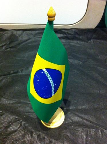 Bandeira De Mesa Do Brasil