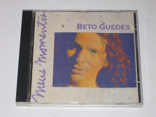 Beto Guedes - Meus Momentos - 1994 - Cd Original