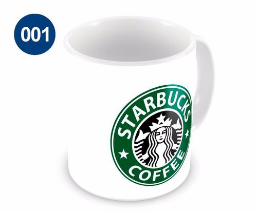 Caneca de Porcelana Starbucks Coffee