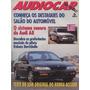 Revista Audio Car N°35 Honda Accord Gol Audi A8 Barrichello