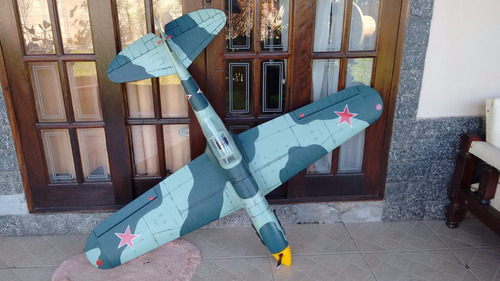 Aeromodelo Mig 3 .