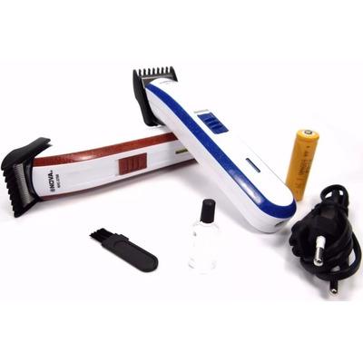 Maquina de Cortar Cabelo e Barba. Nova® Maquininha de Cortar Cabelos e Pelos  proffisional NHC-3780 3a2f92d2fa0e