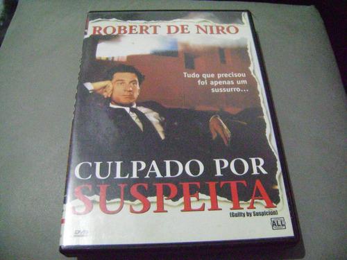Dvd Culpado Por Suspeita  Robert De Niro Original