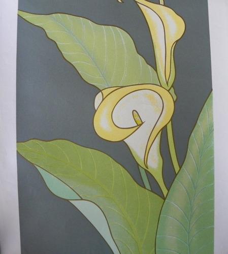 Gravura Serigrafia - Vania Natalino 37x55 Ag366 Original