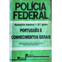 Polícia Federal Apostila Básica 2º Grau
