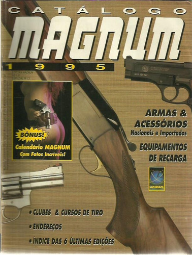 Revista Magnum Nº 13 Catalogo Original