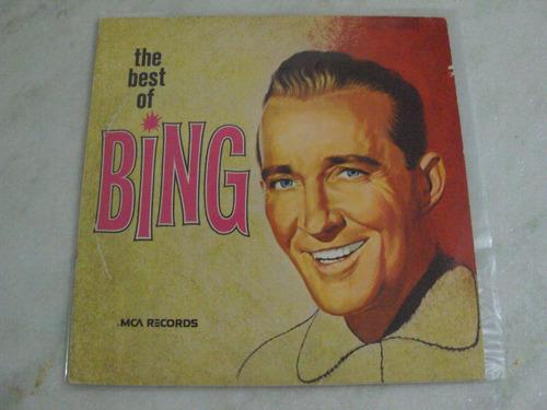 Lp Bing Crosby - The Best Of (excelente) Original