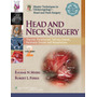 Master Techniques In Surgery: Head And Neck (cirurgia)