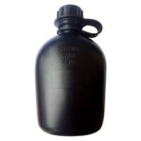 Cantil Militar Plástico 900 ml Preto