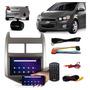 Central Multimídia Chevrolet Gm Sonic 2012 2013 2014 2015 Tv Digital Android Bluetooth Gps Usb Moldura 2 Din Do Painel