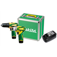 Kit Makita com HP330D/TD90D/CARR BI 2Bat 12Max