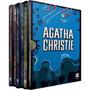 Box Coleção Agatha Christie Luxo 5 Capa Dura (3 Livros) #