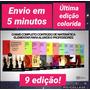 Fundamentos Da Matemática Elementar Colorido 9 Edição