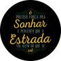 Capa Estepe Ecosport 2012/17 Pneu 205/65 15 Los Hermanos