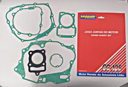 Jogo De Junta Do Motor Cg Titan 125 Original