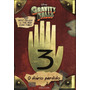 O Diário De Gravity Falls Vol. 3 Pt Br Novo Lacrado