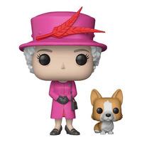 Rainha Elizabeth II Pop Funko #01- Royals