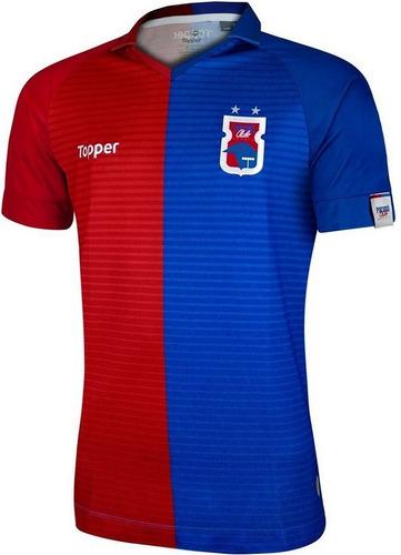 Camisa Paraná Clube Topper Jogo I 2017  + Original