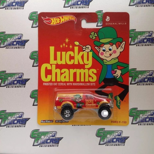 Ford F-150 Lucky Charms Mills Pop Culture 2014 Hot Wheels Original