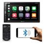 Dvd Player Pioneer Avh z5280tv 6, 8 Pol 2 Din Espelhamento Android iPhone Tv Sd Bt Usb Aux Central Multimídia Universal