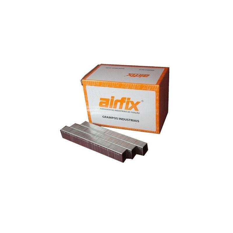 Grampo 80 para Grampeadores 16x12,9mm 10.000 Unidades - Airfix