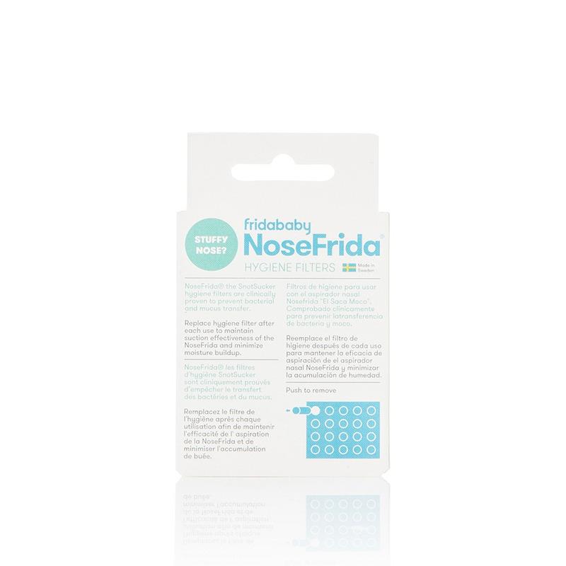 FridaBaby Filtro Refil Para Aspirador Nasal Nosefrida