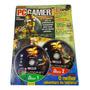 Revista Cd Expert Pc Gamer Outcast Completo Legendado Pt